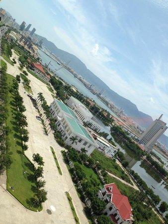 Minh Toan Galaxy: 屋上からの景色