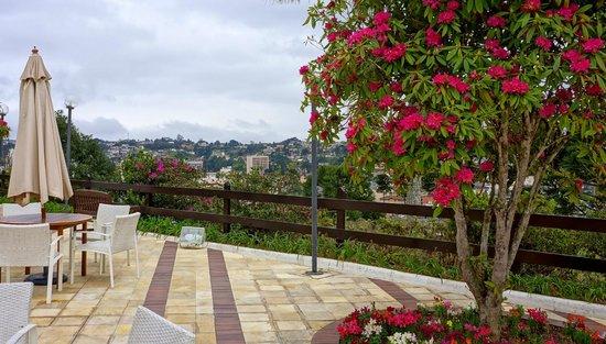 Serra Alta Hotel: Área Externa