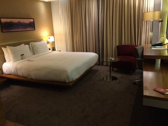 DoubleTree by Hilton Istanbul - Old Town: nice room