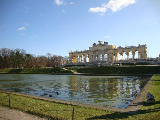 Schonbrunner Gardens: Глориетта