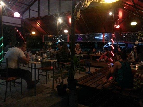 Dinner @ Mango Tree Restaurant & Bar, Koh Samui