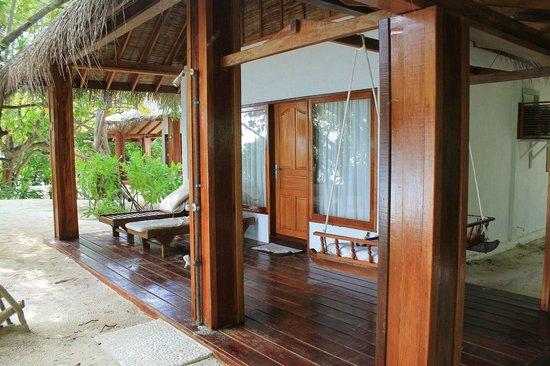 Palm Beach Resort & Spa Maldives: Junior Suite Sunrise Side