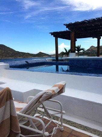 Pueblo Bonito Los Cabos: Pool on the roof