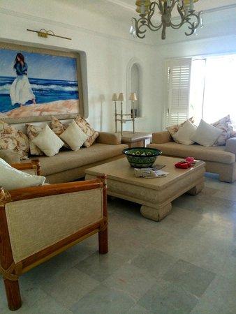 Pueblo Bonito Los Cabos: Living room