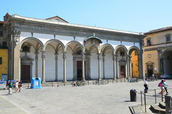 Museo degli Innocenti : Spedale degli Innocenti