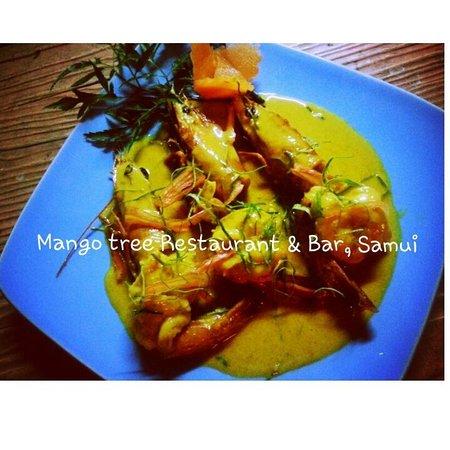 Choo Chee Goong @Mango tree Restaurant & Bar, Koh Samui