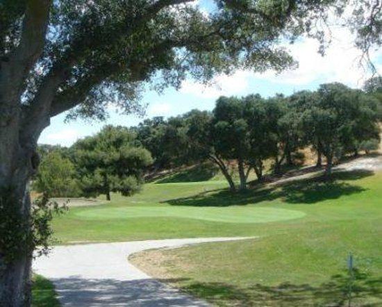 Atascadero, Kalifornien: path way