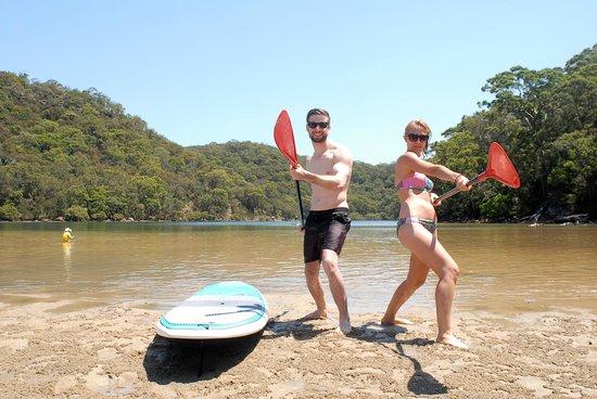 EcoTreasures: Basin Campground Stand Up Paddle Board Safari
