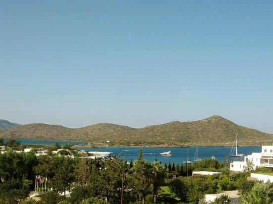 Elounda Breeze Resort: baie d'Elounda