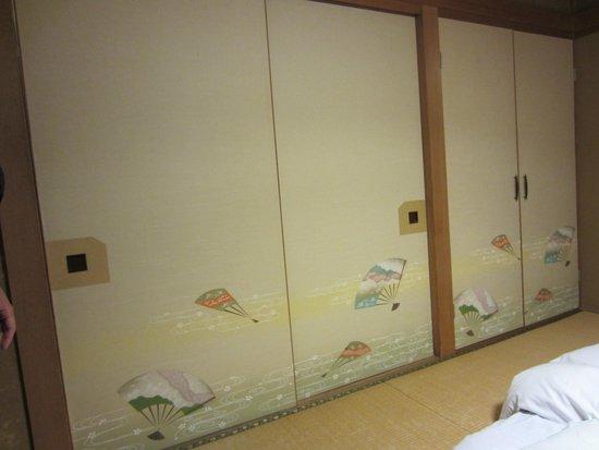 Shimaya Ryokan: Room Doors
