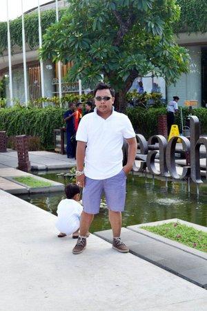 Beachwalk XXI Cineplex Bali: Nice place