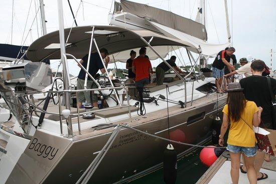 PinkShrimp Yachting: The weekend begins!