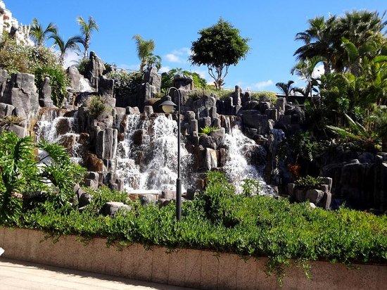 Be Live Experience Playa La Arena: Водопад отеля