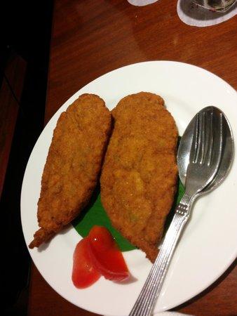 Oh! Calcutta: cutlets