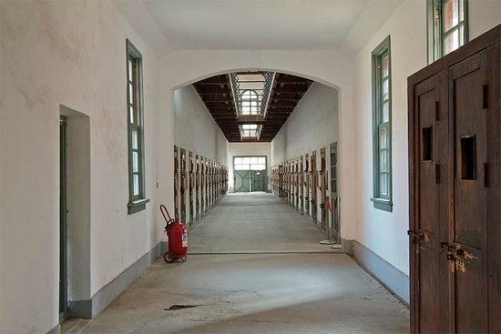 Seodaemun Prison History Hall: Коридор в тюремном здании