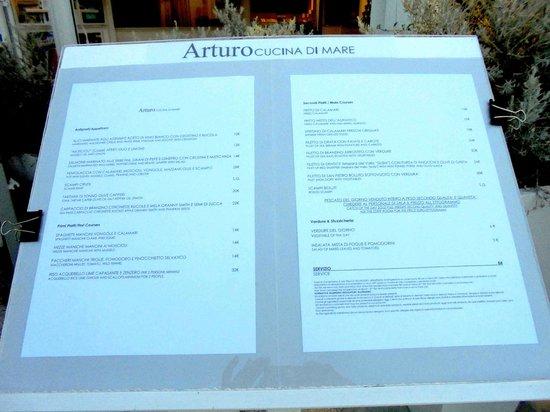 ristorante arturo cucina di mare, sirolo  ristorante recensioni, Disegni interni