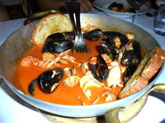 Ristorante Arturo Cucina di Mare : Padellaccia