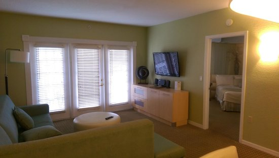 Star Island Resort and Club: Living Room