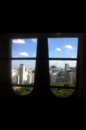 Tivoli Mofarrej - Sao Paulo: View of São Paulo from windows