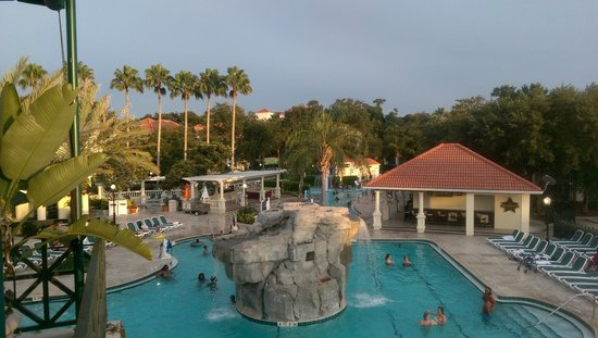 Star Island Resort and Club : Pool Are