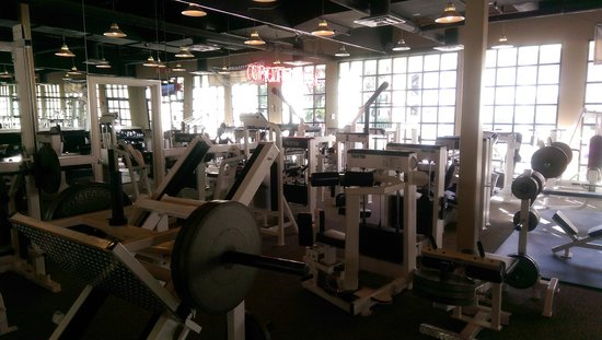 Star Island Resort and Club: Fitness Center