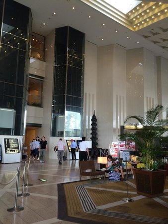 APA Hotel & Resort Tokyo Bay Makuhari: ロビー