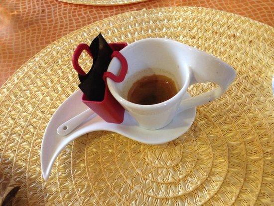 Il Primo Amore : Caffè con pochette!