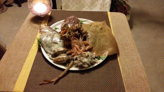 Lo Scrigno dei Sapori: il pesce fresco