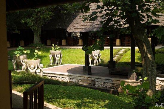 Hotel Novotel Bogor Golf Resort and Convention Center: restaurant