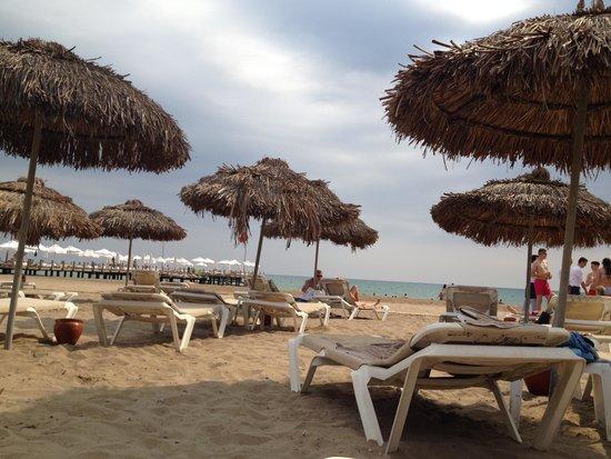 Voyage Belek Golf & Spa: plage