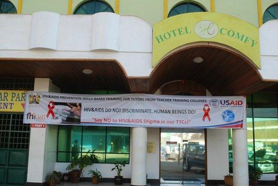Hotel Comfy - Eldoret