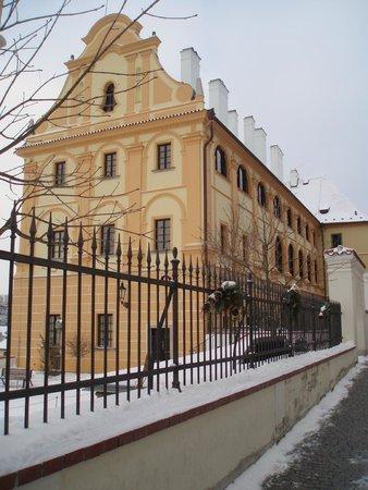 Regional Museum in Cesky Krumlov