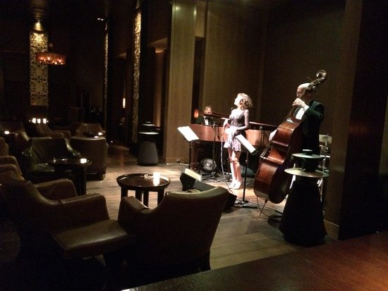 Grand Hyatt Tokyo: Jazz @ Maduro...