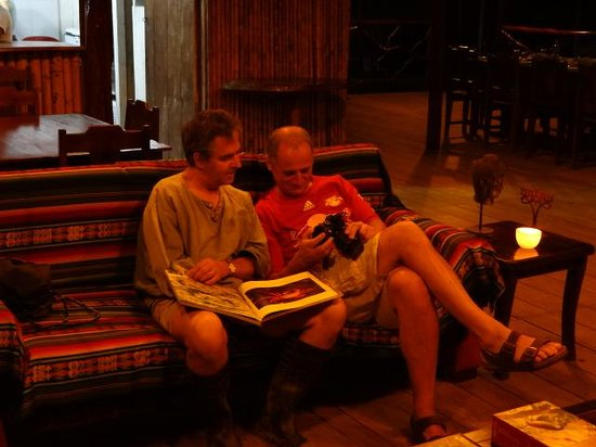 Anaconda Lodge Ecuador: Guest from France and Italy sharing the Pictures they took in the Amazonian Jungle!