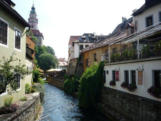 Historic Center of Cesky Krumlov: beautiful Cesky!