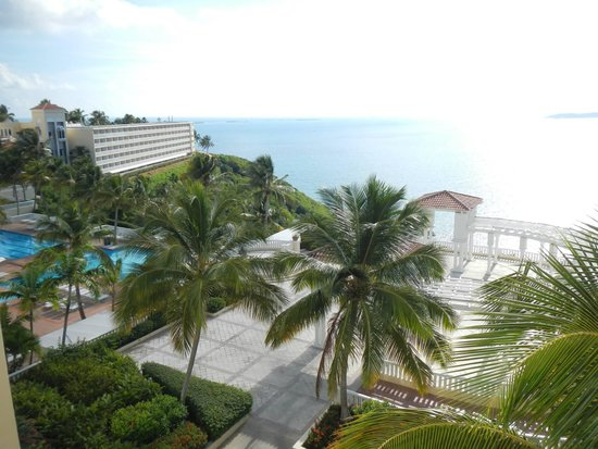 El Conquistador Resort, A Waldorf Astoria Resort: view from our room