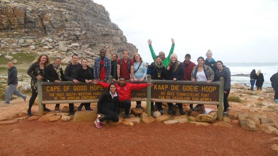 Baz Bus - Day Tours : Tip of Cape Town