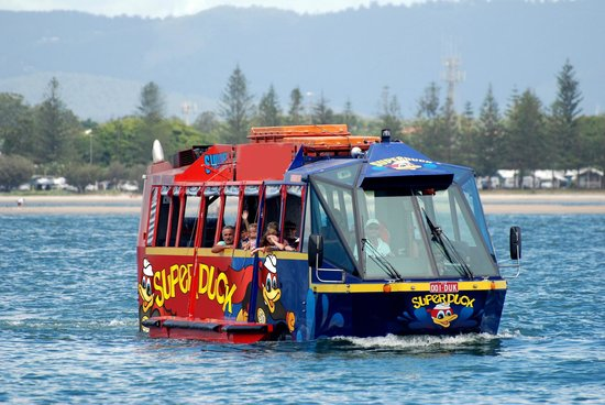 Superduck Adventure Tours: Superduck Tours