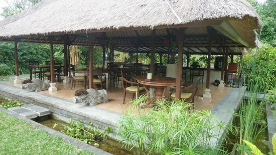 The Pavilions Bali : Dit is het restaurant