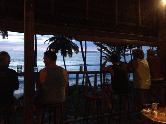 Mentawai Surf Retreat: View from restaurant