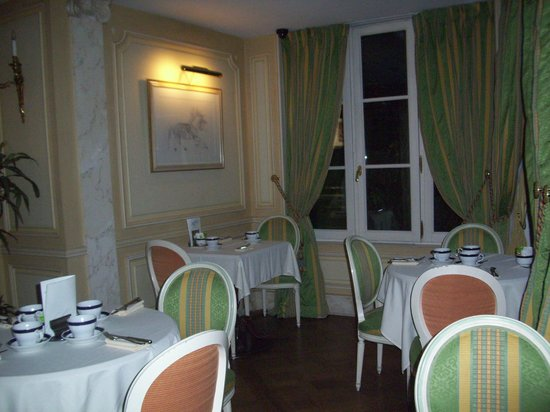 Hotel Luxembourg Parc: Diningroom