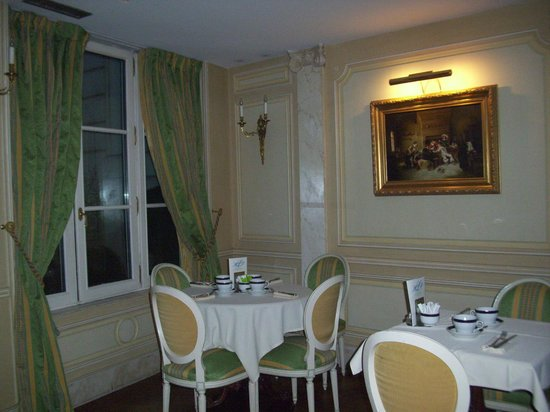 Hotel Luxembourg Parc : Dining/Breakfast room