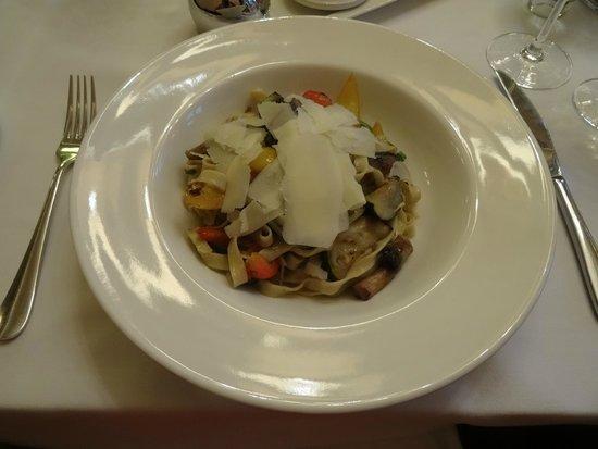 Cafe-Restaurant Quisisana Palace: main pasta