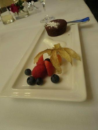 Cafe-Restaurant Quisisana Palace: desert