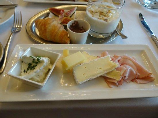 Cafe-Restaurant Quisisana Palace: French breakfast