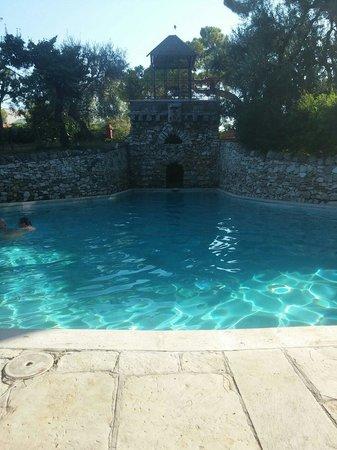 Mercure Villa Romanazzi Carducci: Piscina