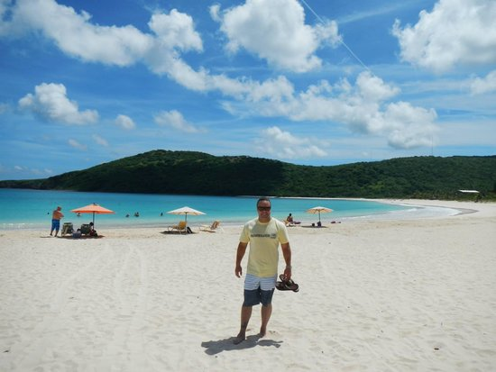 Flamenco Beach!