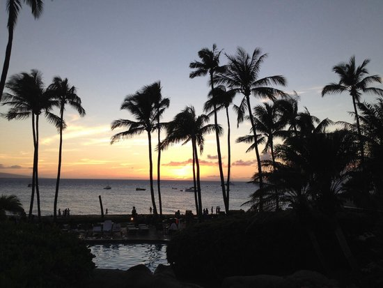 The Westin Maui Resort & Spa: Love the pools here!