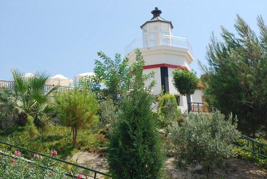 Sealight Resort Hotel: The lighthouse