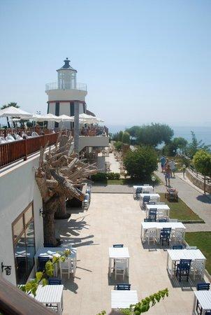 Sealight Resort Hotel: De verschillende restaurants